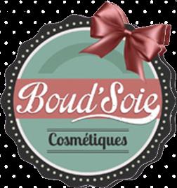 So Beauty Roquebrune | Espace beauté & Bien-être - Logo Boud'Soie - Marque partenaire